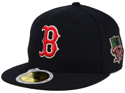 Boston Red Sox David Ortiz New Era MLB Youth Ortiz On-Field AC Patch 59FIFTY Cap