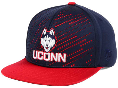 Connecticut Huskies NCAA Sun Breaker Snapback Cap