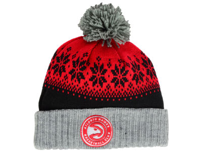Atlanta Hawks NBA Mitchell and Ness Snowflake Knit