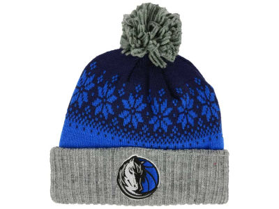 Dallas Mavericks NBA Mitchell and Ness Snowflake Knit