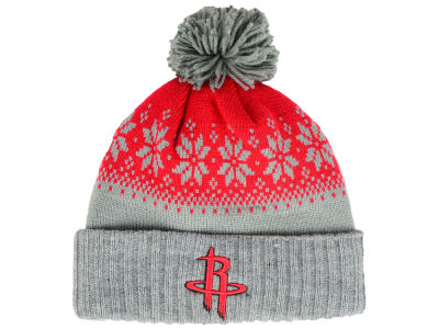 Houston Rockets NBA Mitchell and Ness Snowflake Knit