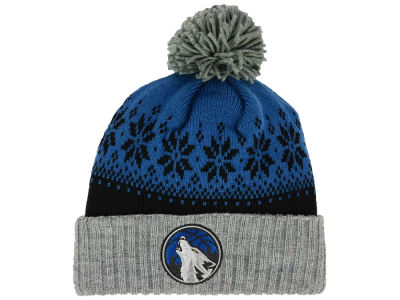 Minnesota Timberwolves NBA Mitchell and Ness Snowflake Knit
