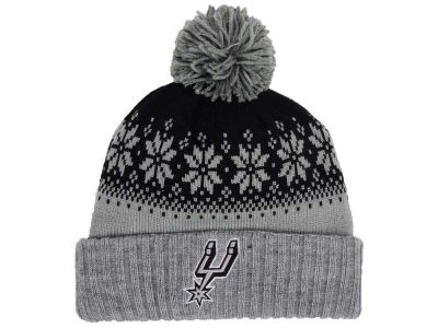 San Antonio Spurs NBA Mitchell and Ness Snowflake Knit