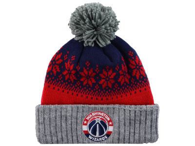 Washington Wizards NBA Mitchell and Ness Snowflake Knit