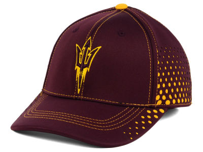 Arizona State Sun Devils Top of the World NCAA Fade Stretch Cap