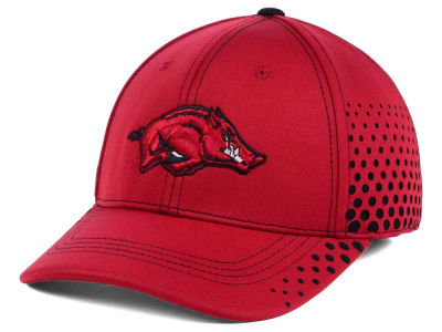 Arkansas Razorbacks NCAA Fade Stretch Cap