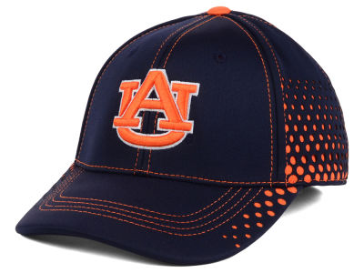 Auburn Tigers Top of the World NCAA Fade Stretch Cap