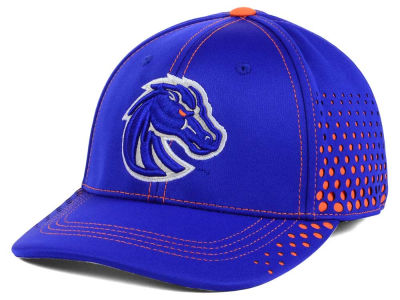Boise State Broncos Top of the World NCAA Fade Stretch Cap