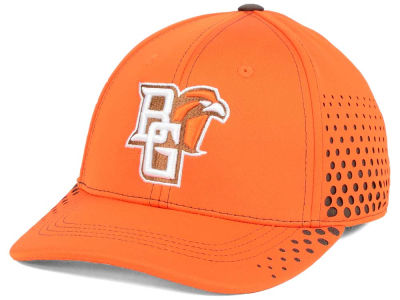 Bowling Green Falcons Top of the World NCAA Fade Stretch Cap