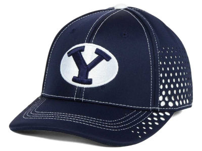 Brigham Young Cougars NCAA Fade Stretch Cap