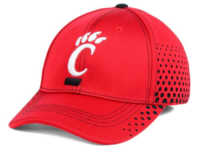 Cincinnati Bearcats Top of the World NCAA Fade Stretch Cap