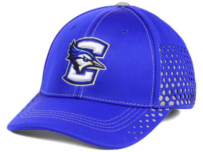 Creighton Blue Jays NCAA Fade Stretch Cap