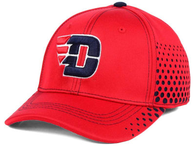 Dayton Flyers Top of the World NCAA Fade Stretch Cap