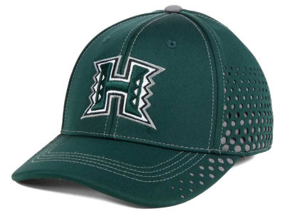 Hawaii Warriors NCAA Fade Stretch Cap
