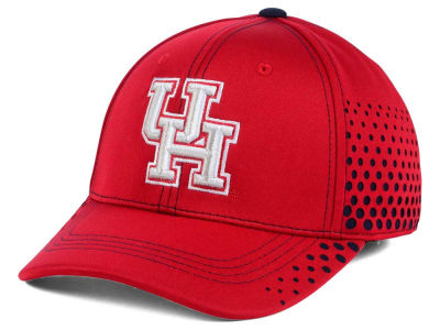 Houston Cougars NCAA Fade Stretch Cap