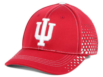Indiana Hoosiers NCAA Fade Stretch Cap