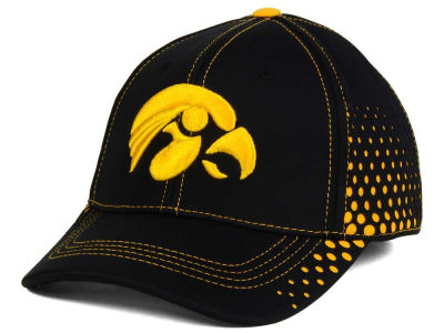 Iowa Hawkeyes NCAA Fade Stretch Cap