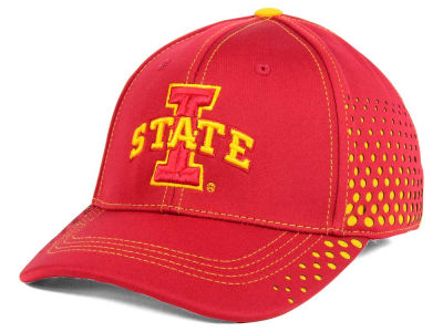 Iowa State Cyclones NCAA Fade Stretch Cap