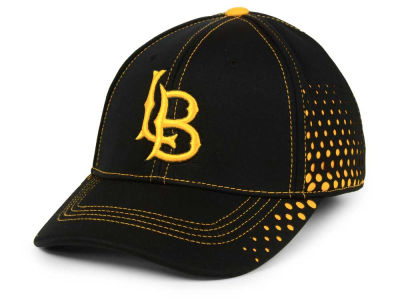 Long Beach State 49ers NCAA Fade Stretch Cap