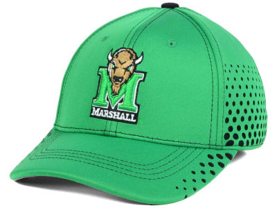 Marshall Thundering Herd Top of the World NCAA Fade Stretch Cap