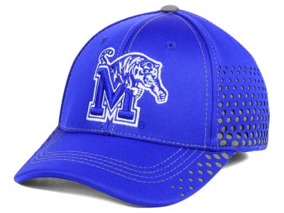Memphis Tigers Top of the World NCAA Fade Stretch Cap