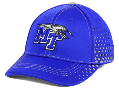 Middle Tennessee State Blue Raiders NCAA Fade Stretch Cap