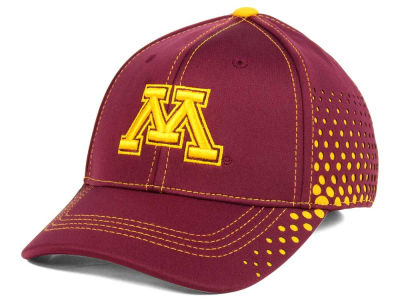 Minnesota Golden Gophers Top of the World NCAA Fade Stretch Cap