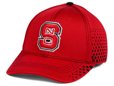 North Carolina State Wolfpack Top of the World NCAA Fade Stretch Cap