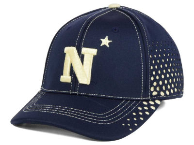 Navy Midshipmen NCAA Fade Stretch Cap