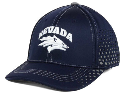 Nevada Wolf Pack Top of the World NCAA Fade Stretch Cap