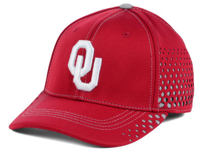 Oklahoma Sooners NCAA Fade Stretch Cap