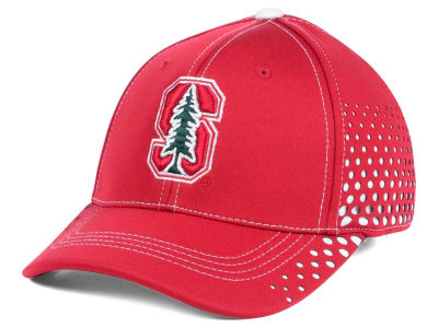 Stanford Cardinal NCAA Fade Stretch Cap