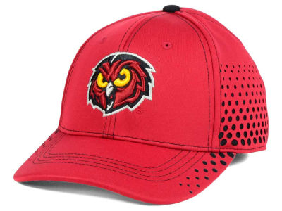 Temple Owls NCAA Fade Stretch Cap