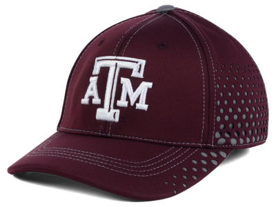 Texas A&M Aggies Top of the World NCAA Fade Stretch Cap