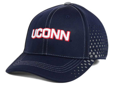 Connecticut Huskies Top of the World NCAA Fade Stretch Cap