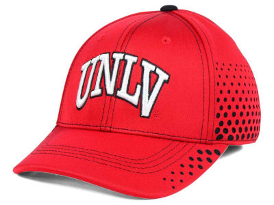 UNLV Runnin Rebels Top of the World NCAA Fade Stretch Cap