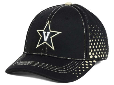 Vanderbilt Commodores Top of the World NCAA Fade Stretch Cap