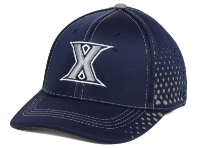 Xavier Musketeers Top of the World NCAA Fade Stretch Cap