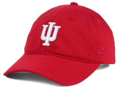 Indiana Hoosiers NCAA Rush Adjustable Cap