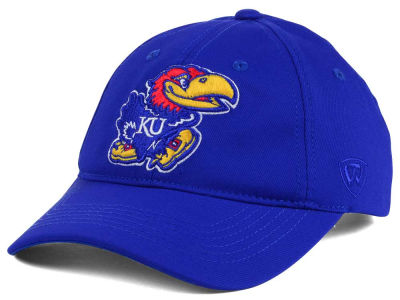 Kansas Jayhawks NCAA Rush Adjustable Cap