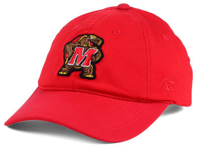 Maryland Terrapins NCAA Rush Adjustable Cap