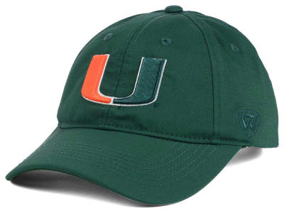 Miami Hurricanes NCAA Rush Adjustable Cap