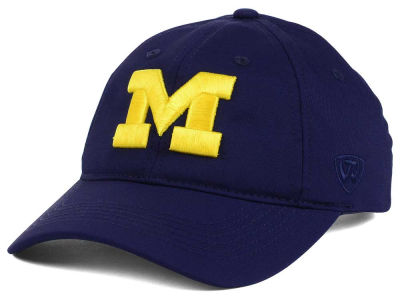 Michigan Wolverines NCAA Rush Adjustable Cap