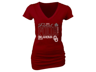 Oklahoma Sooners NCAA 2014 Womens Final Four T-Shirt