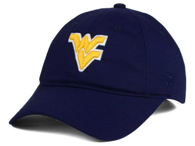 West Virginia Mountaineers NCAA Rush Adjustable Cap