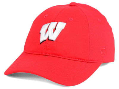 Wisconsin Badgers Top of the World NCAA Rush Adjustable Cap