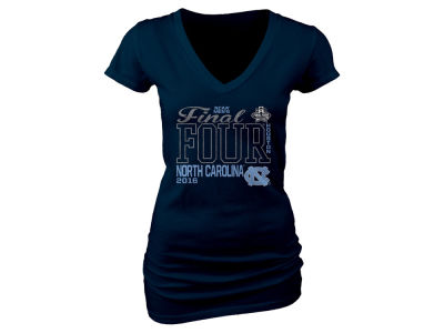 North Carolina Tar Heels NCAA 2014 Womens Final Four T-Shirt