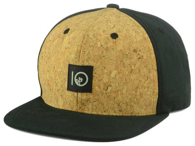 tentree William Cork Strapback Hat
