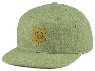 tentree Marled Fleece Snapback Hat