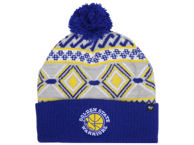 Golden State Warriors NBA Hardwood Classics Up North Knit